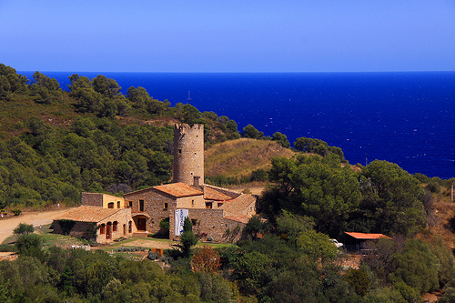 Mas Pinc,  Begur, Costa Brava
